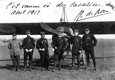 GC3J487 [14-18] Ciel de France : le Commandant de …