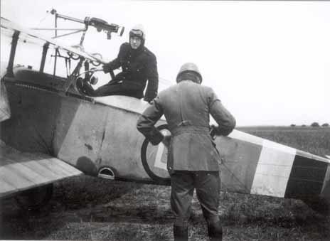 Couleur des Nieuports de la serie 1100/1200 pas camouflée 015_Schneider_sacy_le_grand