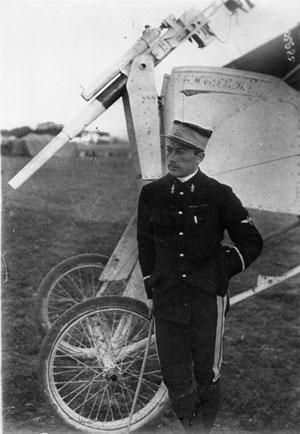 Французские летающие пушки Великой войны